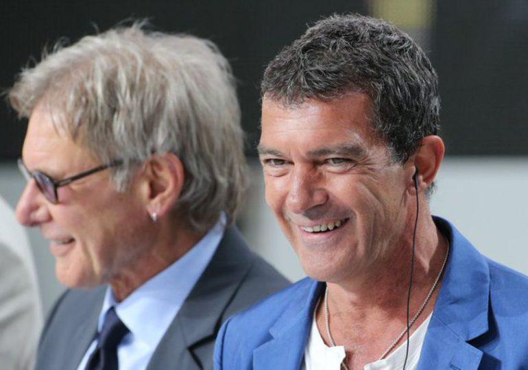 Antonio Banderas se une a Harrison Ford en la quinta entrega de 'Indiana Jones'