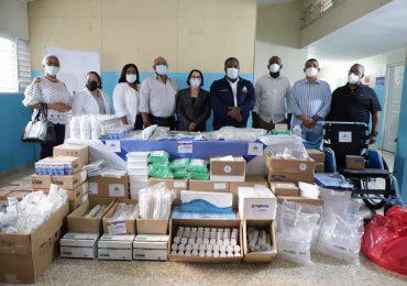 Política Social canaliza donativo de RD$30 millones para hospitales de Montecristi y Santiago Rodríguez