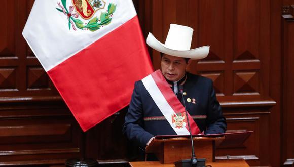 Presidente Castillo recoge 46% de desaprobación en septiembre