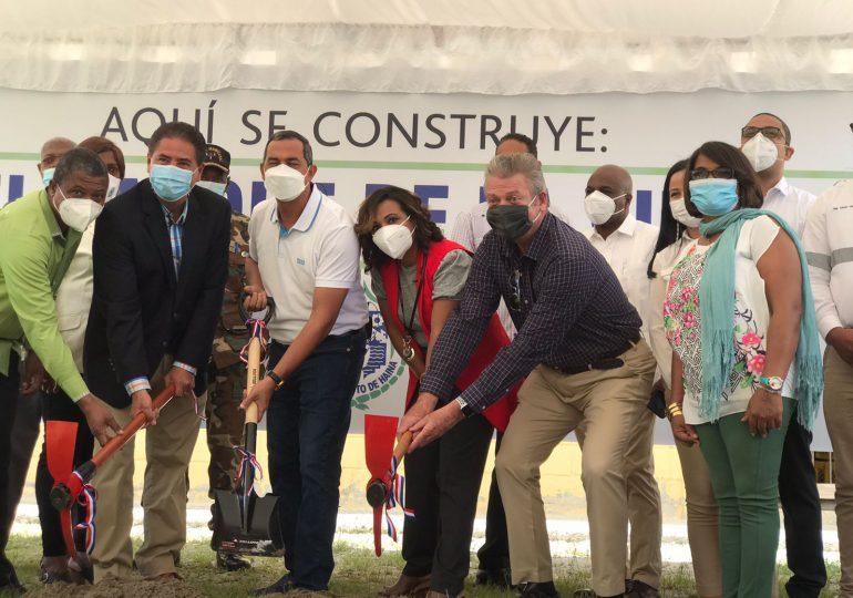 Padesha e Itabo inician construcción de parque ecológico en antiguos terrenos de vertedero de Haina