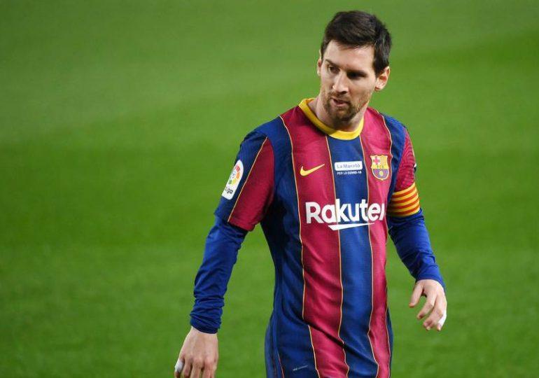 """Messi """"seguirá siendo el mejor de la historia"""" gane o pierda la Copa"""