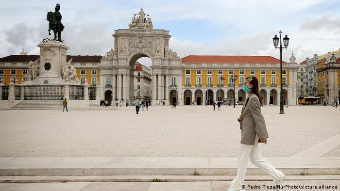 Variante Delta representa el 90% de nuevos casos de covid en Portugal