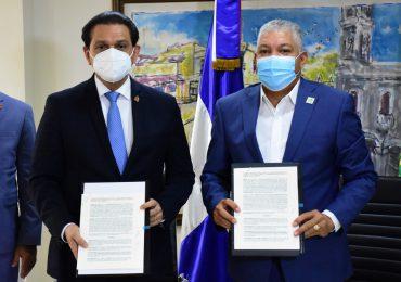 Ministerio de Salud y OMSA firman convenio para fortalecimiento de servicios