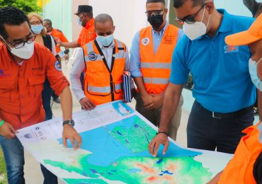 VIDEO | Defensa Civil activa plan operativo ante posibles efectos del huracán Elsa