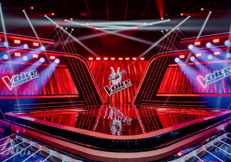 The Voice Dominicana se estrena este domingo 4 de julio