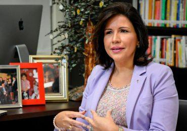 Margarita Cedeño defiende a Macarrulla, pide no jugar con reputaciones ''tan a la ligera''