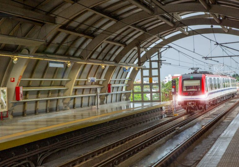Metro y Teleférico de Santo Domingo anuncia vuelve al horario habitual a partir de mañana