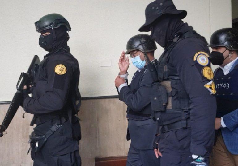Juez se reserva el fallo de revisión de la coerción a implicados en Operación Antipulpo