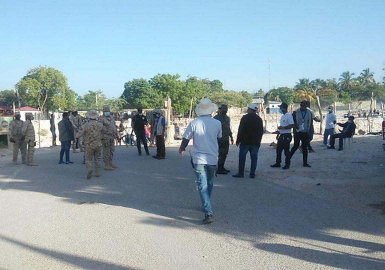 VIDEO | Frontera RD-Haití cerrada,  militarizada y en calma, tras el asesinato de Jovenel Moise