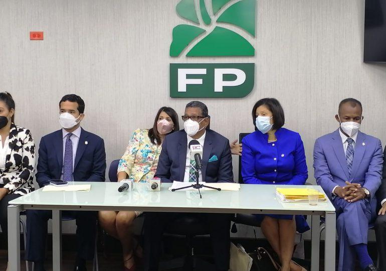 VIDEO | Diputados FP denuncian posible trama en JCE para desacatar sentencia de TSA