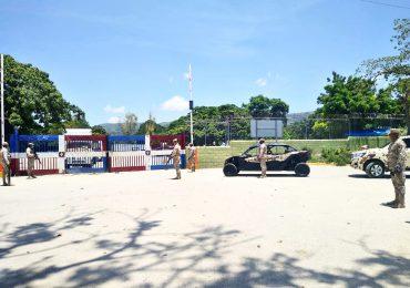 Tropas del CESFRONT se encuentran patrullando línea fronteriza