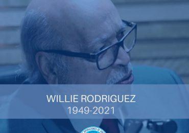 COE lamenta la partida física de Willy Rodríguez