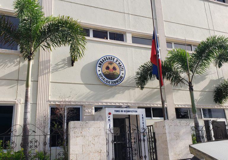 Embajada de Haití en Santo Domingo, condena el asesinato del presidente Jovenel Moise