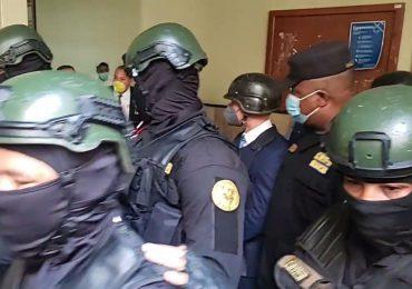 VIDEO   A puertas cerradas conocen coerción a Jean Alain y demás implicados