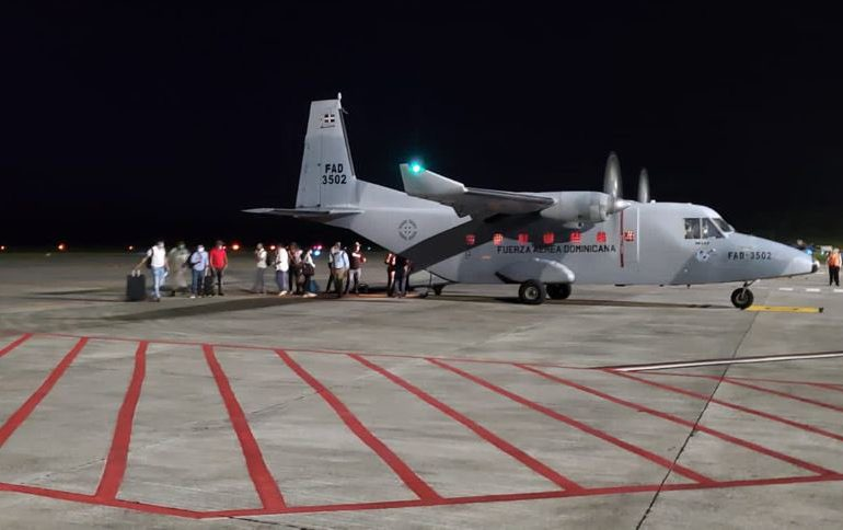 MIREX anuncia llegada de dominicanos desde Haití
