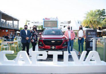 Santo Domingo Motors presenta en Santiago nueva Chevrolet Captiva 2022