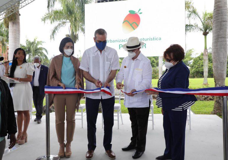 Abinader anuncia plan de obras para el desarrollo ecoturístico en Jarabacoa