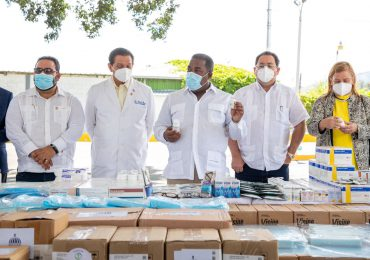 Gabinete de Política Social canaliza más de RD$40 millones en medicamentos e insumos médicos en La Vega