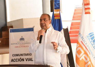 MOPC construye cinco carreteras comunican a Santiago Rodríguez con demás provincias Línea Noroeste