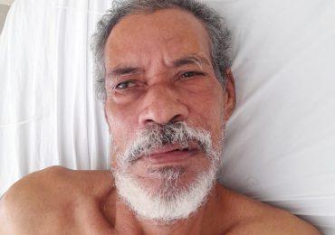 Hospital Gautier pide dar con paradero de familiares de hombre que lleva ingresado una semana