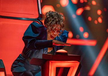 Milly Quezada se apoderó del talento en The Voice Dominicana