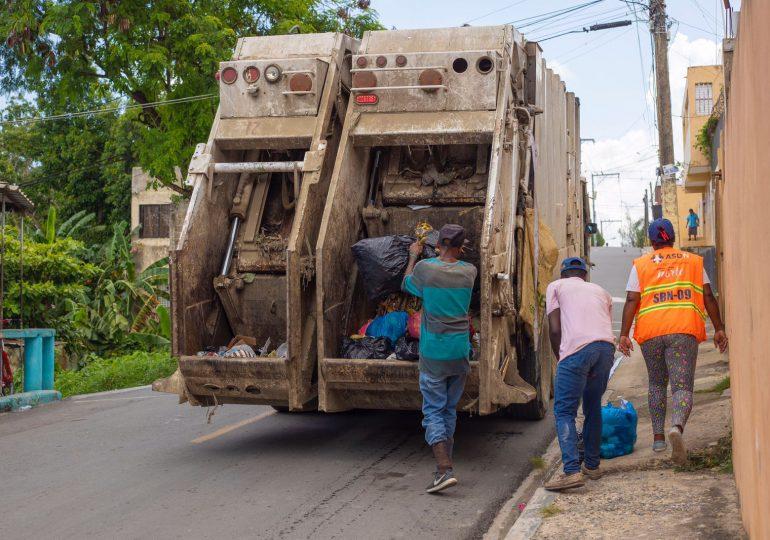 Alcaldía SDN duplica recolección de residuos con plan de rutas y frecuencias