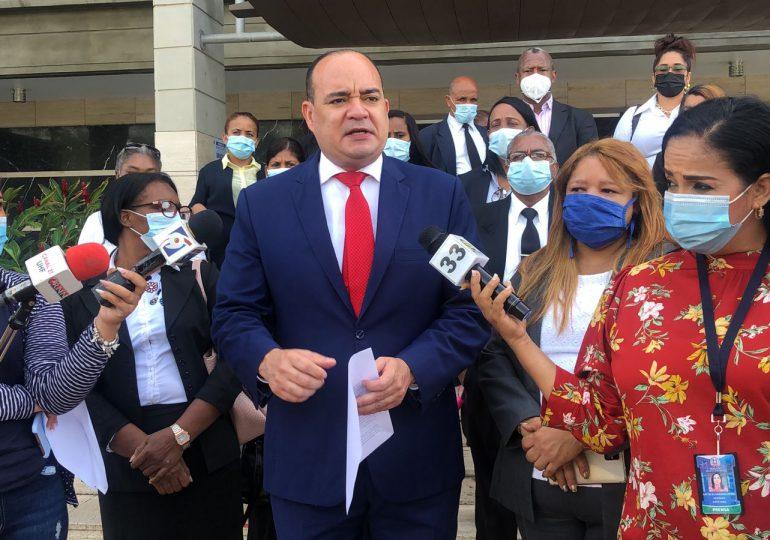 VIDEO| FPJ denuncia un alto funcionario palaciego está detrás de contratación fraudulenta