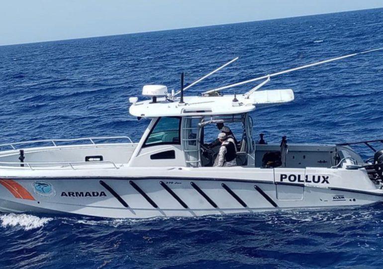 Armada Dominicana mantiene búsqueda de supuesto naufragio