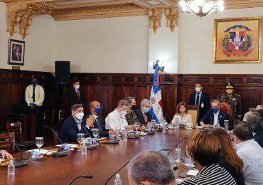 VIDEO | Abinader encabeza Consejo de Gobierno en el Palacio Nacional