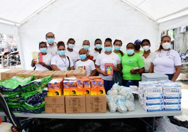 MSP realiza jornada en Cristo Rey y otros sectores cercanos, a fin de prevenir enfermedades