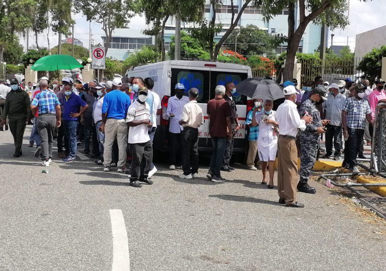 Trabajadores reclaman modificar la Ley de Seguridad Social