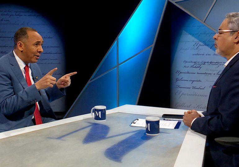 Carlos Arroyo dice en 10 meses Indotel ha cerrado 38 emisoras