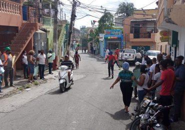 Denuncian URBE realiza desalojo arbitrario en Los Guandules DN