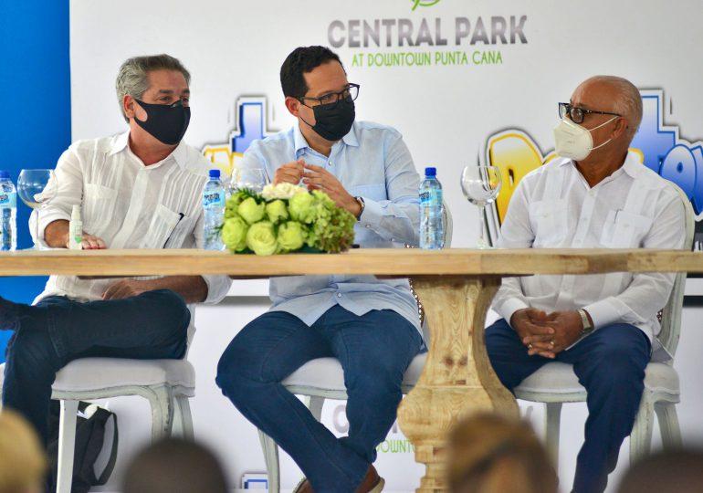 Presidente de Cap Cana manifiesta la importancia de apoyar e impulsar diversificación de la oferta turística del país