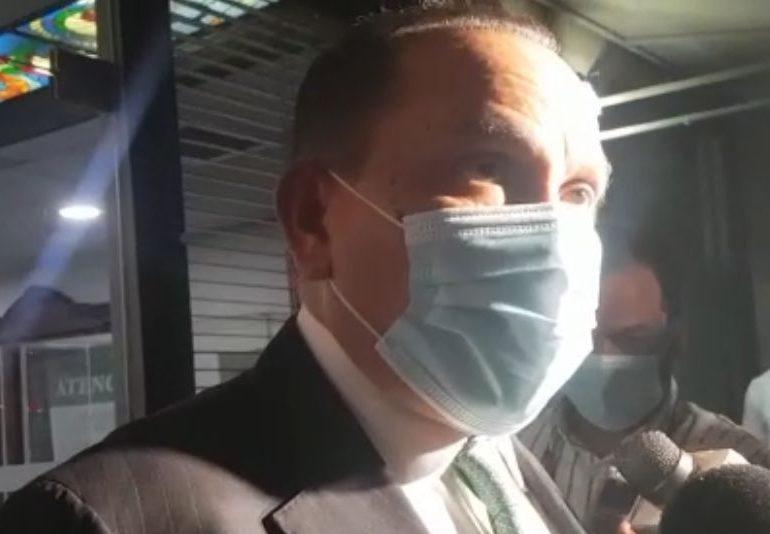 """""""Parece que la situación no es buena"""", asegura Radhamés Jiménez sobre salud madre de Leonel"""