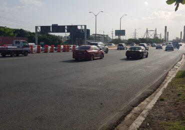 Obras Públicas deja oficialmente abierto el tránsito por reacondicionado puente Juan Bosch