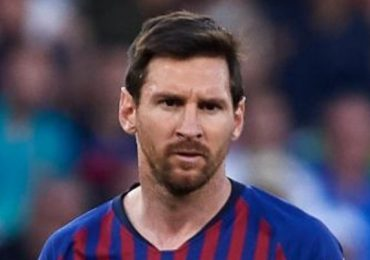 Leo Messi de vacaciones en República Dominicana