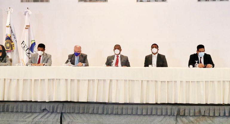 MAP, Liga Municipal y Fedomu presentan programa de incentivos para la gestión municipal