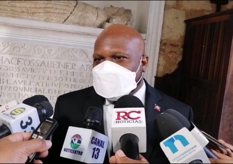 VIDEO   Embajador de Haití en RD confía en su país que superará crisis