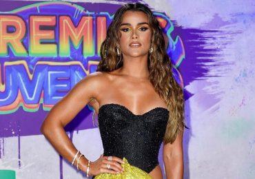 Clarissa Molina lista para conducir Premios Juventud 2021