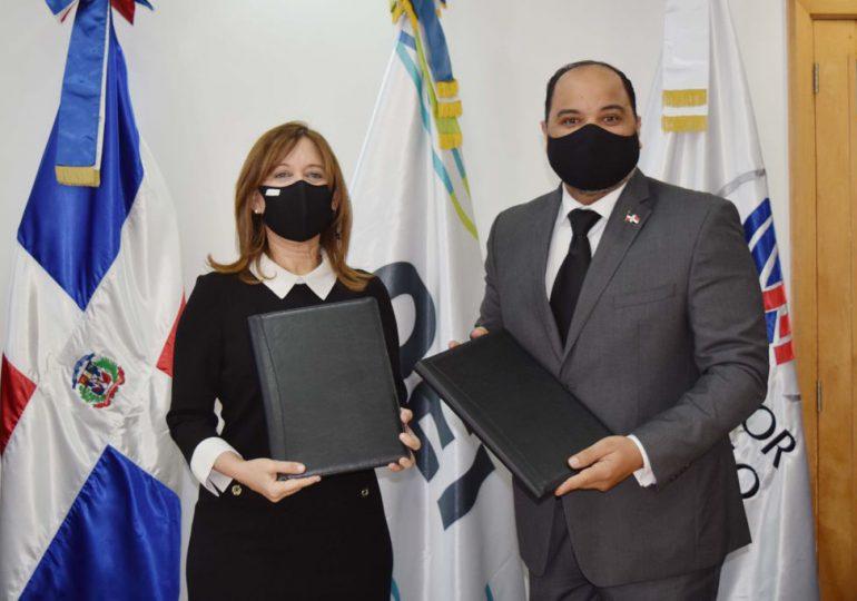 Defensor del Pueblo y OEI firman acuerdo de cooperación para garantizar DDHH en el país