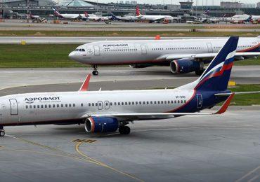 Rusia reactivará sus vuelos con RD desde el nueve de agosto