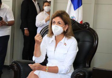 Vicepresidenta aborda situación del Covid-19 en la Provincia Duarte