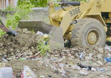 Recogen siete mil toneladas de basura en SDE en tres días de operativo