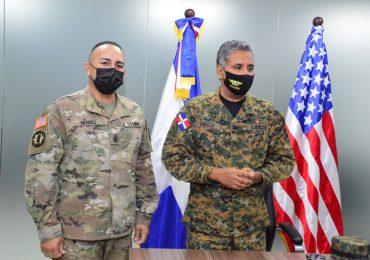 MIDE y Comando Sur: Fortalecerán formación académica de suboficiales del Ejército, Armada y Fuerza Aérea RD