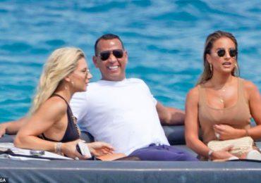 Arod disfruta su soltería mientras JLo celebra con Ben Affleck