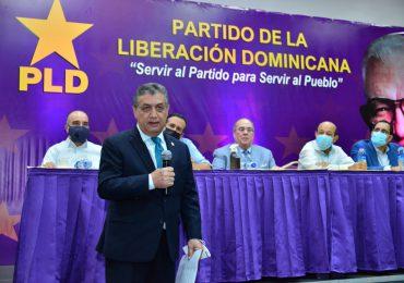 Gustavo Sánchez seguirá como vocero del bloque de diputados del PLD