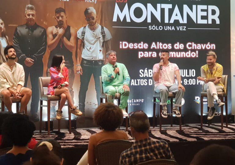 """Los Montaner presentarán concierto Streaming """"Solo una vez"""", sin posibilidad de verlo más adelante"""