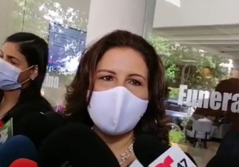 VIDEO | Margarita Cedeño: Johnny Ventura seguirá siendo el referente del buen merengue dominicano