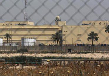 Derribado un dron con explosivos sobre la embajada de EEUU en Irak